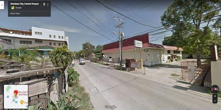 Wide Frontage Commercial Lot in AS Fortuna Mandaue