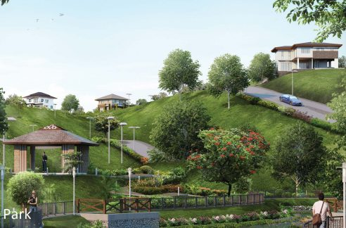 Priveya Hills lot for sale in cebu