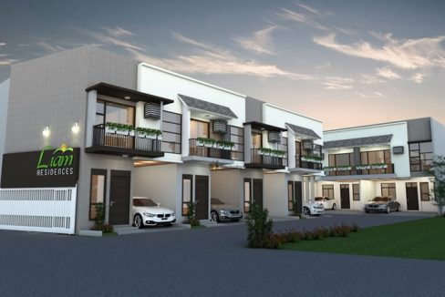 Liam Residences townhouse for sale in Cebu City