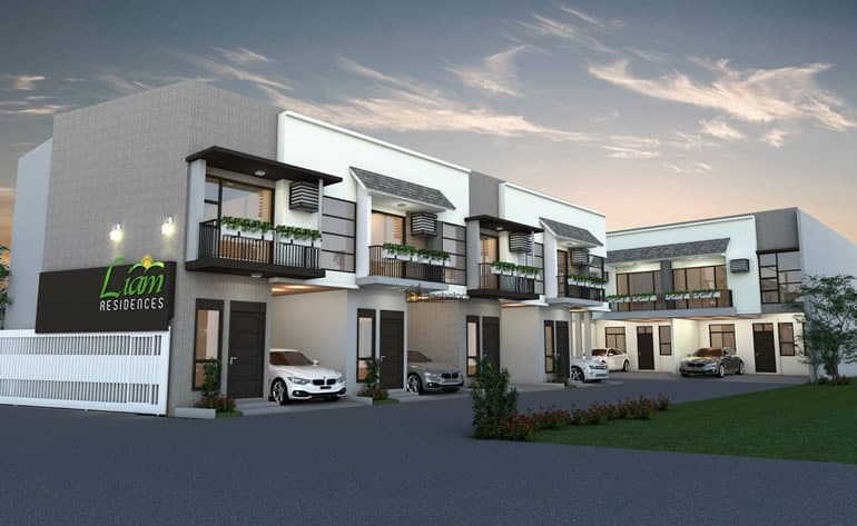 Liam Residences house and lot for sale in Cebu City