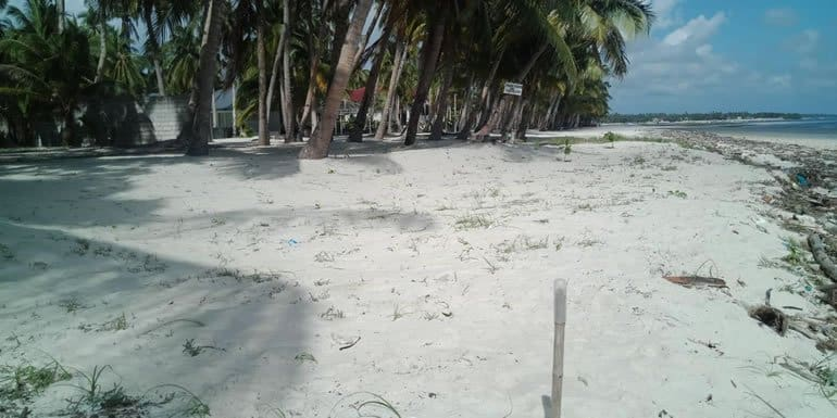 Baigad - Beachfront Lot For Sale for Development