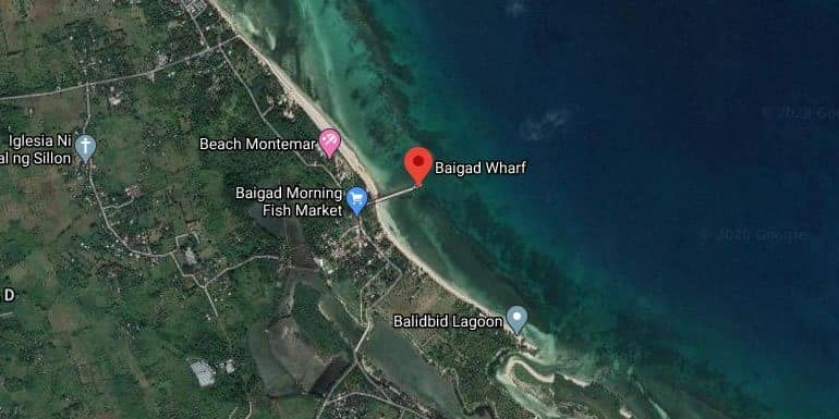 Bantayan Beachfront Lot For Sale for Development