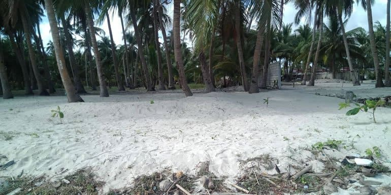 Sta Fe Bantayan -Beachfront Lot For Sale for Development